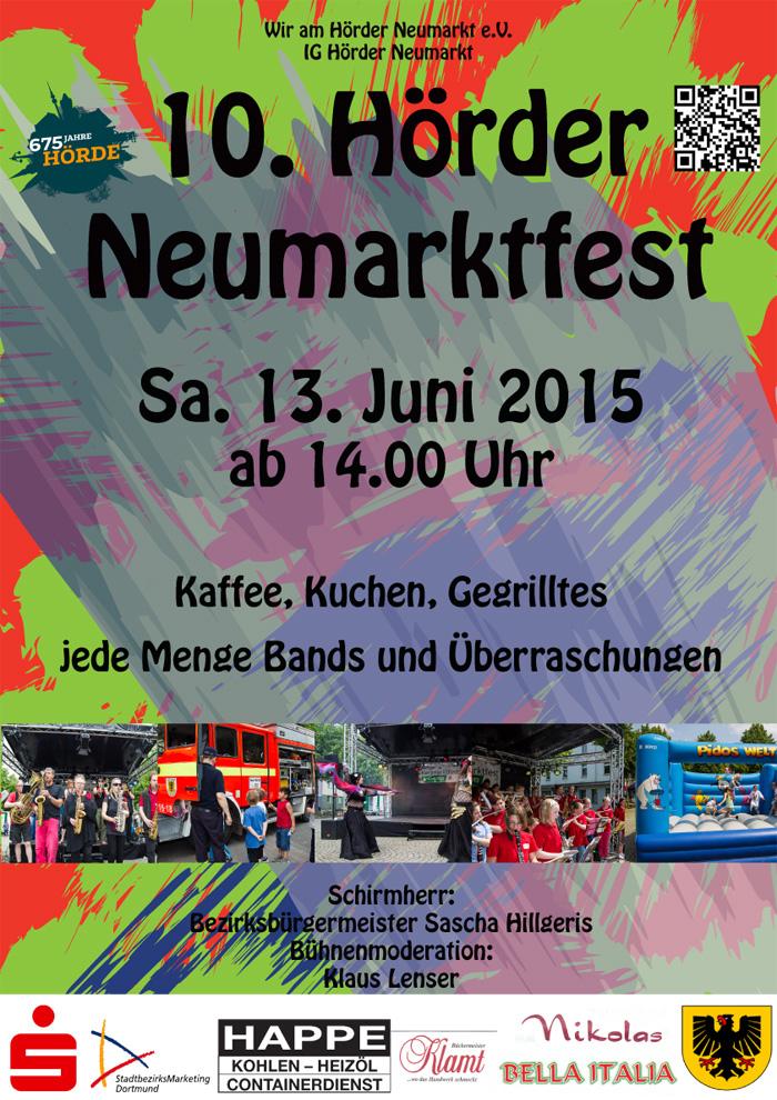 Hörder Neumarktfest