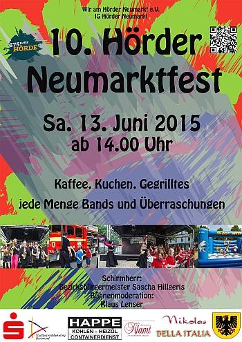 Hörder Neumarktfest 350